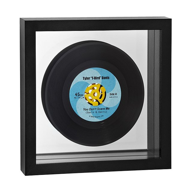 Personalized 45 rpm Record