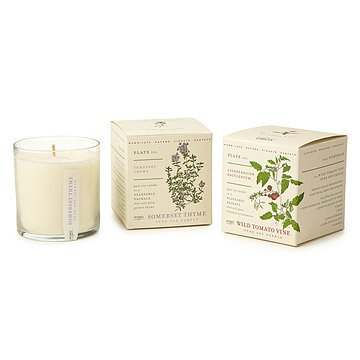 Plant the Packaging Herb and Veggie Candles