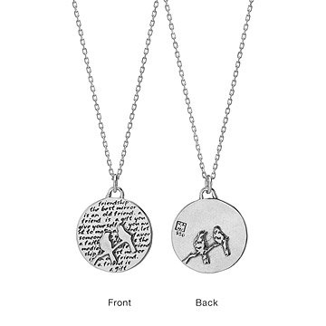 Friendship Inspirational Pendant