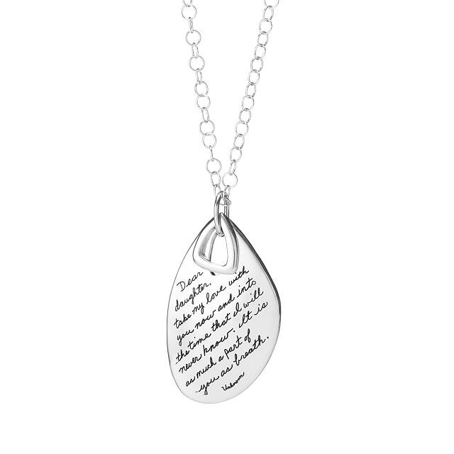 Dear Daughter Necklace