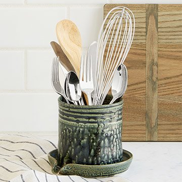 Utensil Draining Caddy