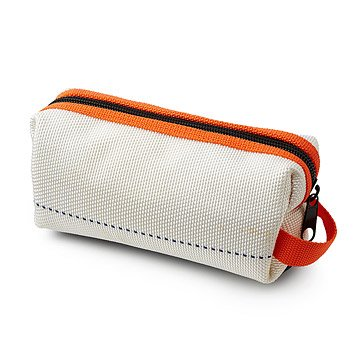Upcycled Firehose Toiletry Bag