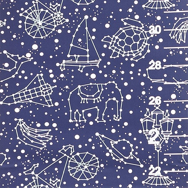Personalized Constellation Growth Chart