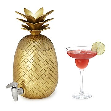Pineapple Drink Dispenser