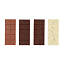 Gourmet Tuscan Chocolate Bars - Set of 4 2 thumbnail