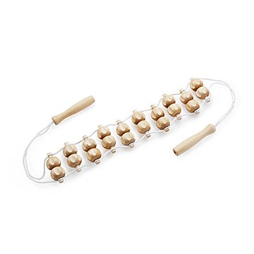 Handmade Wooden Rope Back Massager