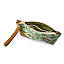 Fern Waxed Canvas Wristlet 2 thumbnail