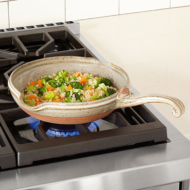 Flameware Stovetop and Grill Skillet