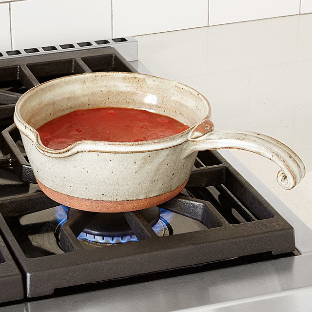 Flameware Stovetop and Grill Saucepan