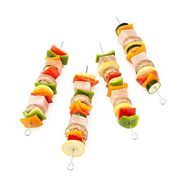 Himalayan Salt Block Skewer Set