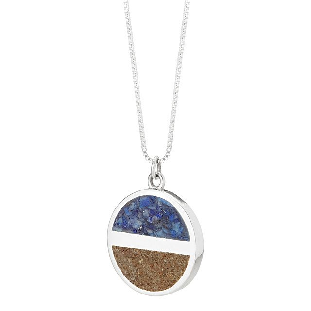 Horizon Sand Necklace