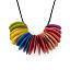 Living in Color Tagua Necklace 2 thumbnail