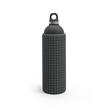 Foam Roller Water Bottle