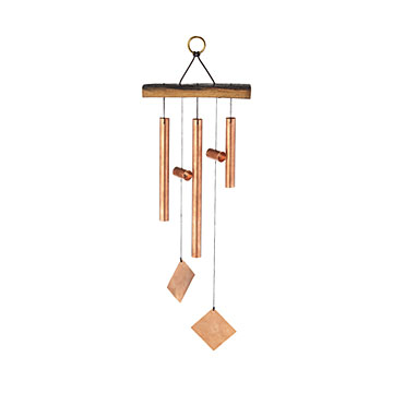 Bourbon Barrel Wind Chime