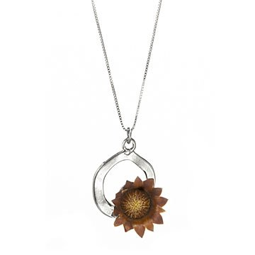 Centered Blooming Pendant
