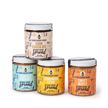 Honey Spread Gift Set
