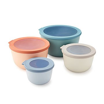 Nesting Prep & Serve Bowls