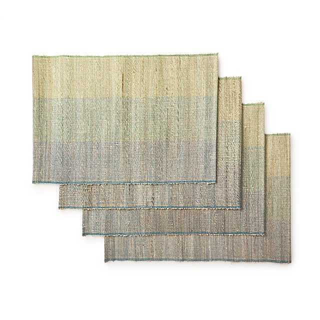 Banana Fiber Placemat Set