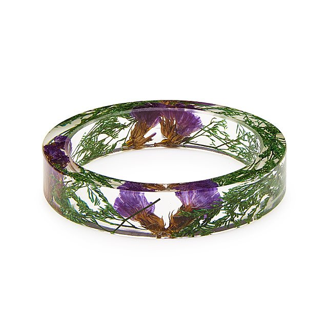 Midnight Thicket Botanist Collection Bangle