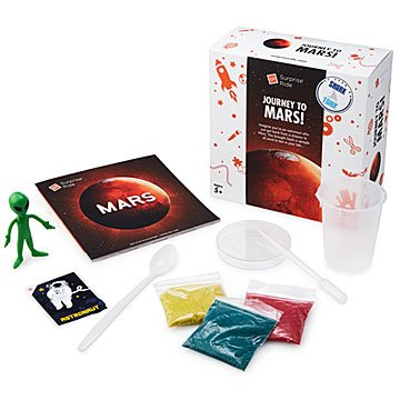 Mars Exploration Sand Kit