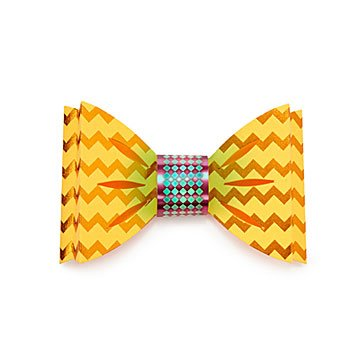 Blinking Bow Ties Kit