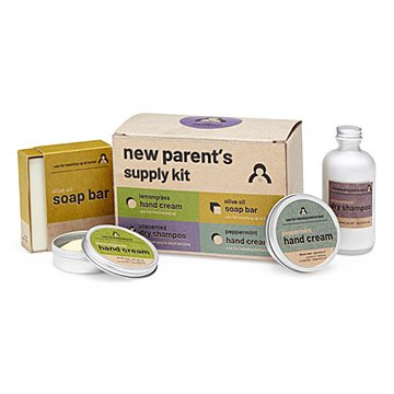 New Parent's Supply Kit