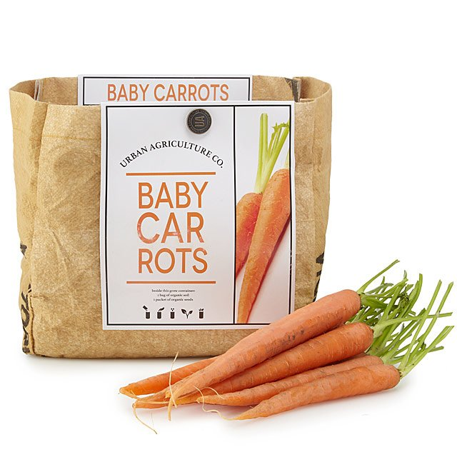 Baby Carrot Grow Kit