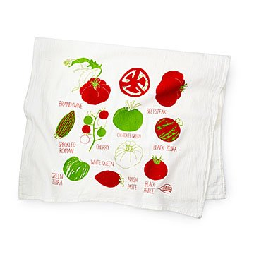 You Say Tomato Tea Towel