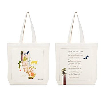 Ode to Home State Tote Bag
