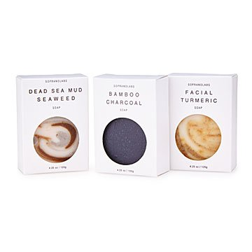 Spa Collection Soap Trio