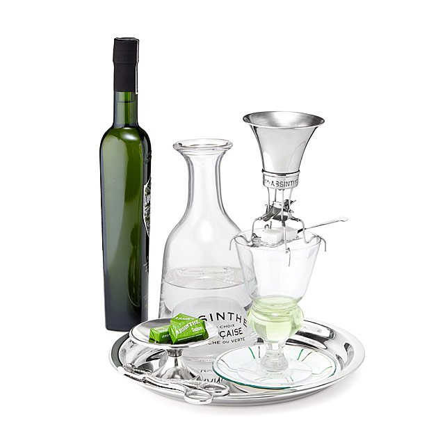 The Complete Absinthe Set
