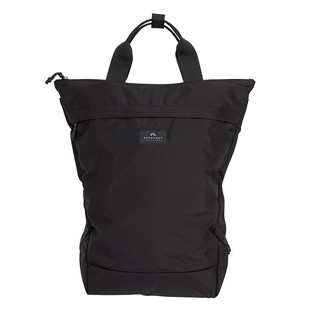 Tote Meets Backpack Two Way Bag