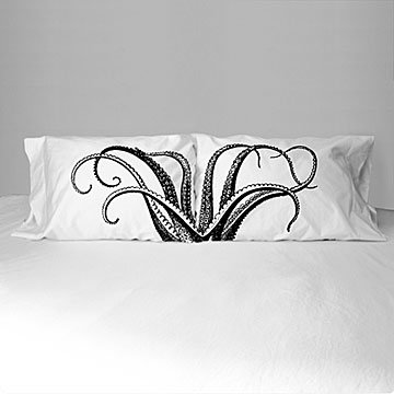 Octopus Pillowcase Set