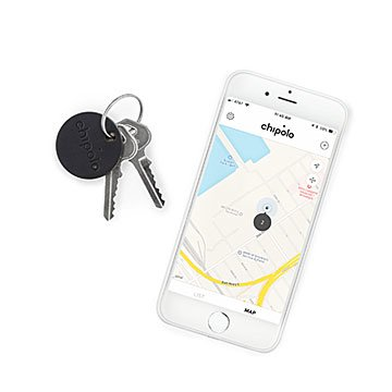 Keyring Bluetooth Tracker