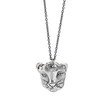 Fierce Feline Necklace