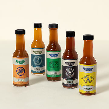 Global Hot Sauce Gift Box