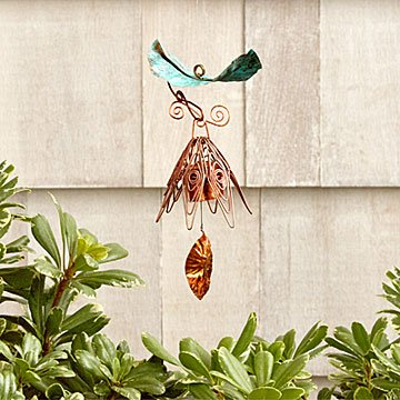 Hanging Bellflower Chime